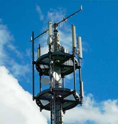 Antena Móviles Telecomunicaciones Ingeniería Telco Vitoria-Gasteiz